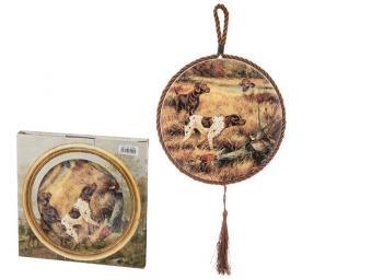 Подставка под горячее Охота на дичь 86-2190