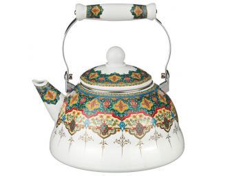 Чайник 3л эмаль Самарканд