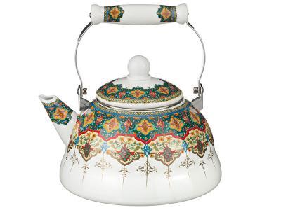 Чайник 3л эмаль Самарканд Арти-М 934-324