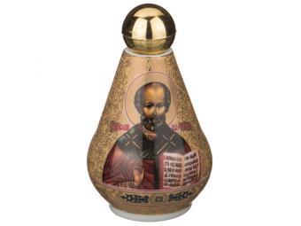 Бутылочка Для святой воды Николай 100мл