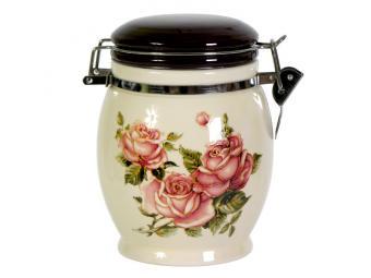 Емкость для сыпучих продуктов Корейская роза 750мл