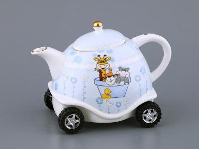 Чайник заварочный на колесиках 550мл Детский Арти-М