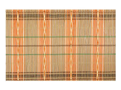 Салфетка бамбуковая Волна оранж Арти-М