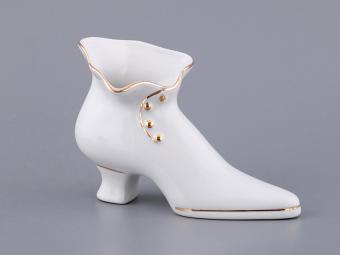 Салфетница Башмачок белый