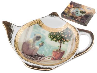 Подставка для чайного пакетика Мартышка Арти-М 55-2956