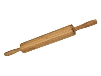 Скалка бамбуковая вращающаяся