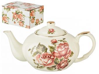 Чайник заварочный Корейская роза 400мл