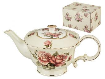 Чайник заварочный Корейская роза 750мл