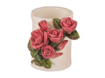 Подставка под зубочистки Розы 5см