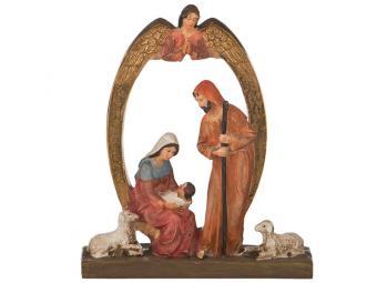 Фигурка Святое семейство 13*3*16см
