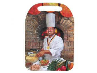 Доска разделочная Шеф-повар 21*29см