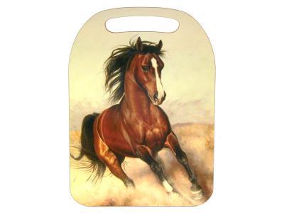Доска разделочная Лошадь 21*29см