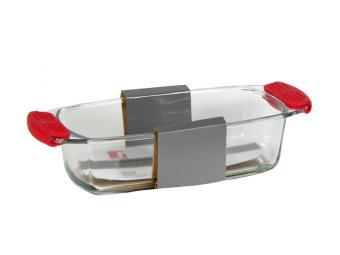 Форма для выпечки кексов 1,5л стеклянная