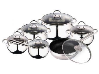 Набор посуды нерж Prestige 6 пр