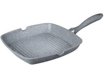 Сковорода-гриль 24см Silver