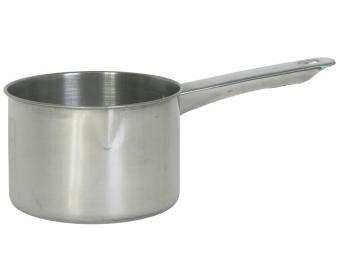 Ковш нержавеющая сталь 14см 0,9л