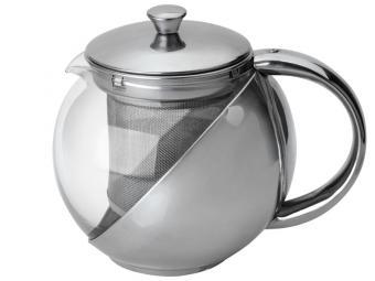 Чайник заварочный 0,5л нерж сталь