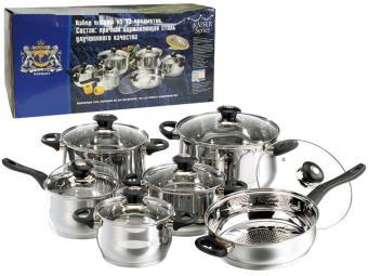 Набор посуды 6пр Jumbo