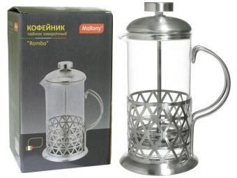 Кофе-пресс 350мл серия Rombo тм Mallony