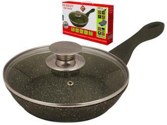 Сковорода 22см каменное покрытие GRAVELL индукция
