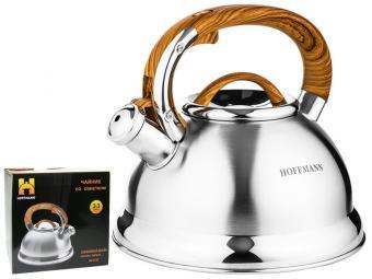 Чайник 3,3л со свистком НМ 55160