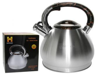 Чайник 3,7л со свистком НМ 5587