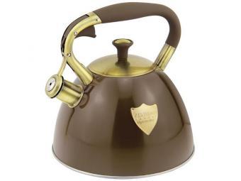 Чайник 3л со свистком нерж индукция Z-4270
