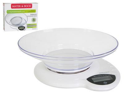 Весы кухонные до 3кг Mayer&Boch Mayer&Boch 20910