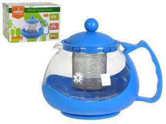 Чайник заварочный 1,25 л с метал ситом ВК-308