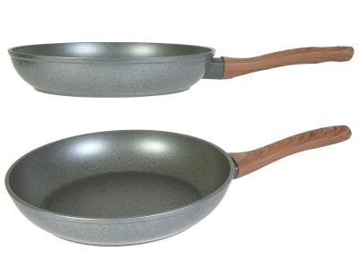 Сковорода 22см Marvelous с мраморным покрытием Bekker