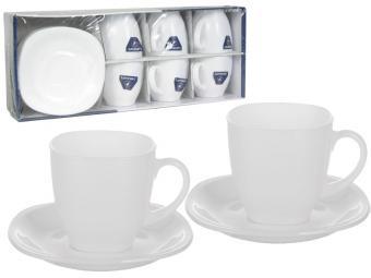 CARINE WHITE чайный сервиз 220мл 66603
