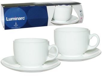 ESSENCE WHITE Чайный набор 2пр 220мл (65061)