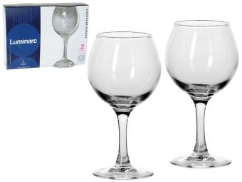 Набор бокалов для вина 210 мл 2шт French Brasserie
