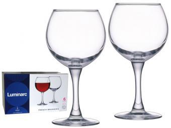 French Brasserie Фужеры для вина 6шт 350мл