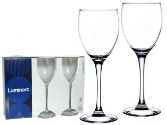 SIGNATURE Набор фужеров для вина Эталон 190мл 3шт