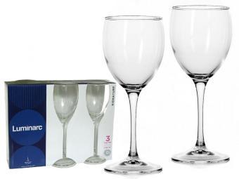 SIGNATURE Набор фужеров для вина Эталон 250мл 3шт