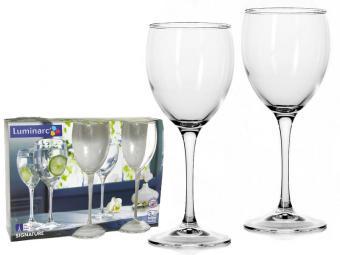 SIGNATURE Набор фужеров для вина Эталон 350мл 3шт