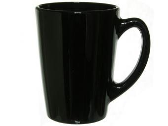 NEW MORNING BLACK Кружка 320мл (81267)
