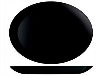 DIWALI NOIR Блюдо овальное 25*33см (71459)