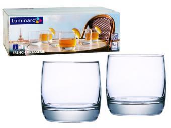 French Brasserie Набор стаканов 6шт 310мл