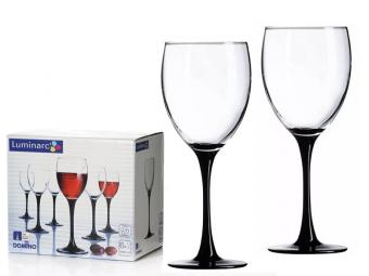 DOMINO набор фужеров для вина 6шт 190мл