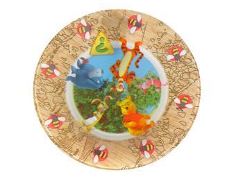 Тарелка десертная 19,5см Winnie nature