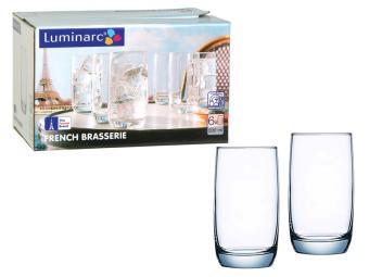 French Brasserie Набор стаканов 6шт 330мл