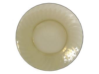 Тарелка обеденная 20см ''Elica'' дымка