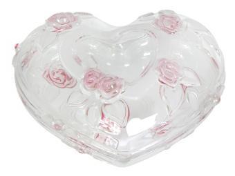 Sweethearts Сахарница 16см розовая