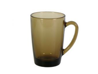 Кружка темное стекло Mattina di cafe 300мл