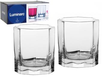 OCTIME набор стаканов 300мл 6шт низкие