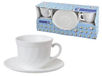 TRIANON набор чайный 8пр 4 персоны 280мл