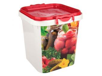 Емкость 25л для овощей