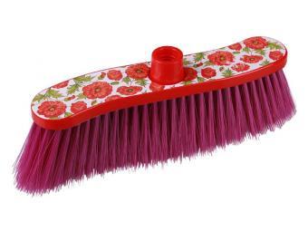 Щетка Маки фигурная мягкая для уборки